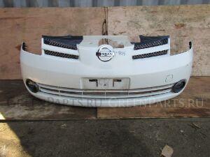 Бампер на Nissan Note E11 QX1