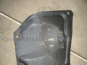 Защита двигателя на Toyota Prius ZVW30 2014 год