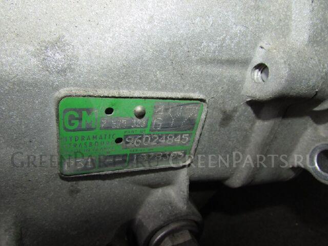Кпп автоматическая на Bmw X5 E53 M54B30 7525323