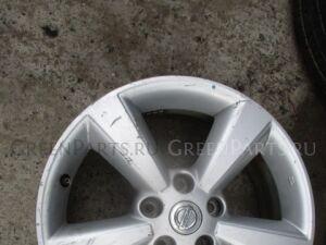 Диск литой на Nissan Dualis J10 R17