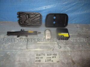 Компрессор для колес на Toyota Ractis NCP120 1NZFE
