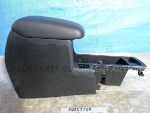 Бардачок между сиденьями на Subaru Forester SH5 EJ204