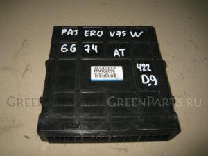 Блок управления efi на Mitsubishi Pajero V75W 6G74 MN132595