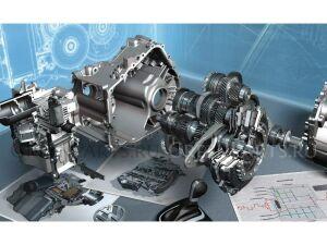 Кпп автоматическая на Audi A1 8X1 8XA 8XF CHZB 1.0L TFSI 0CW