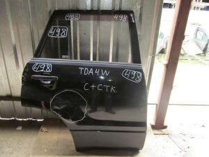 Дверь на Suzuki Grand Vitara TD54W