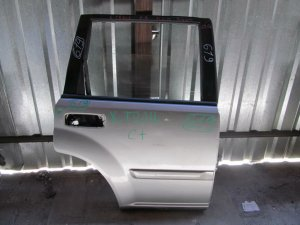Дверь на Nissan X-Trail NT30
