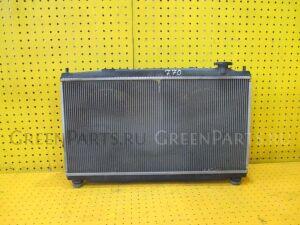Радиатор основной на Honda Fit GE6 L13A