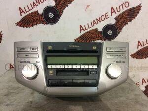 Магнитофон на Toyota Harrier mcu30, mcu35, mcu36, acu35,acu30, mcu35w,mcu30w, 1MZ