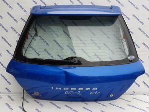 Дверь задняя на Subaru Impreza GG2