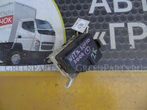 Блок предохранителей на Toyota Vitz SCP10