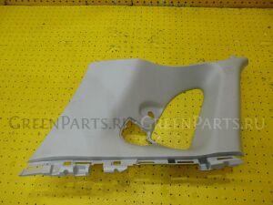 Обшивка багажника на Honda Fit GK3 L13B