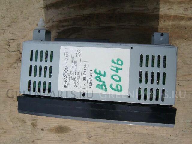Монитор на Subaru Legacy BP5 86281AG001