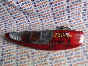 Стоп-сигнал на Mitsubishi Colt Z21A 4A90 0312487