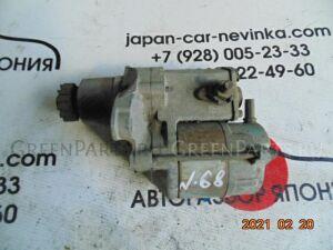 Стартер на Toyota 2AZ 68
