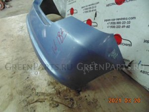 Бампер на Honda Fit GD1 183