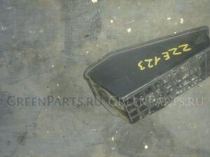 Пластик салона на Toyota Corolla Fielder ZZE123 2ZZ-GE