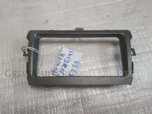 Консоль магнитофона на Toyota Corolla Axio NZE141 55405-12A30
