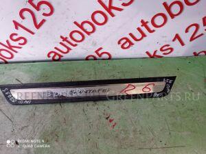 Накладка на порог на Hyundai Santa Fe DM D4HA 858832W500