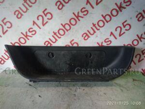 Накладка на порог на Hyundai Grand Starex TQ D4CB 858774H000