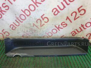 Накладка на порог на Hyundai Grand Starex TQ D4CB 858754H500