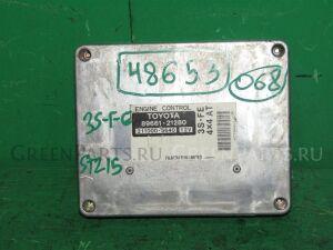 Блок управления efi на Toyota Caldina ST215 3S-FE 89661-21280