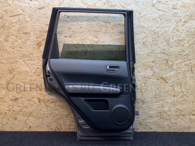 Дверь на Nissan X-Trail NT31 MR20DE H210AJG0MA