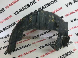 Подкрылок на Subaru Forester SH5 EJ204 59122-SC000