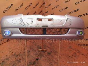 Бампер на Toyota Vitz SCP10 2SZ-FE