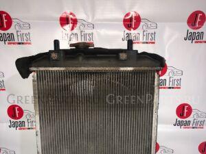 Радиатор основной на Toyota Passo KGC10 1KRFE