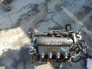 Двигатель на Honda Fit GD1 L13A 1055638