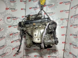 Двигатель на Honda CR-V RD2 B20B