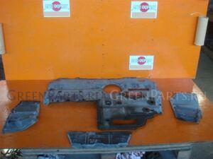 Защита двигателя на Toyota Prius ZVW30 9717