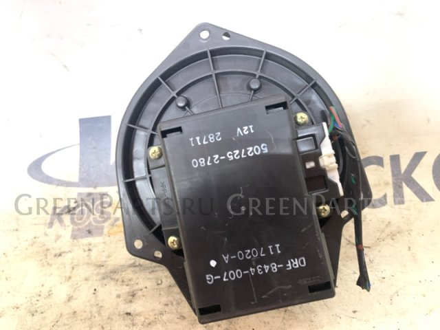 Мотор печки на Nissan Presage TNU30 QR25DE 27413AD000