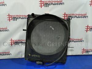 Радиатор охлаждения двигателя (для марок: nissan д Nissan
