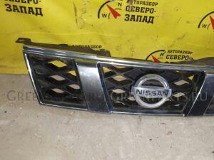 Решетка радиатора на Nissan X-Trail T31 MR20