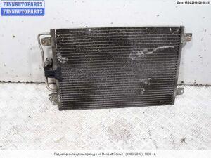 Радиатор кондиционера на Renault Scenic i Инжектор