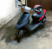 скутер SUZUKI LETS 1997