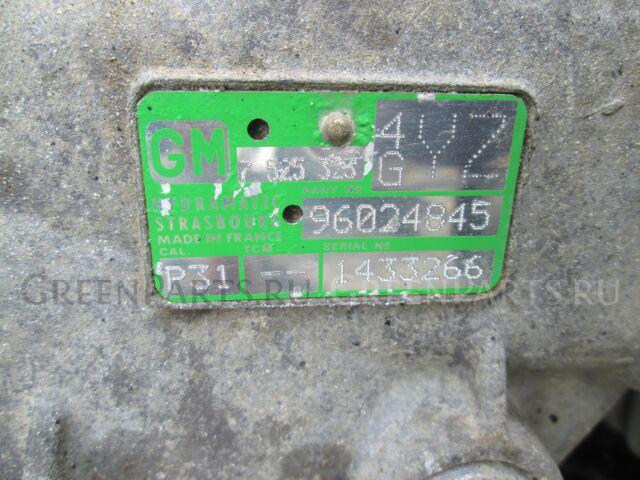 Кпп автоматическая на Bmw X5 E53 M54