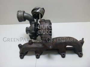 Турбокомпрессор на VW Golf IV/Bora 1997-2005 038253016F