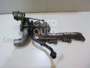 Турбокомпрессор на Mitsubishi colt (z3) 2003-2012 MN960206
