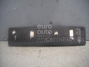 Накладка на бампер на Bmw X5 E70 2007-2013 51127158201