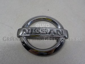 Эмблема на Nissan ALMERA N16 2000-2006 84890BN800