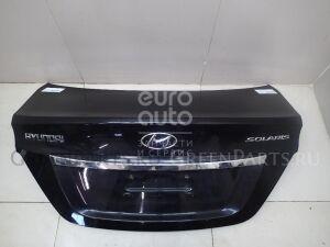 Крышка багажника на Hyundai Solaris 2010-2017 692004L010