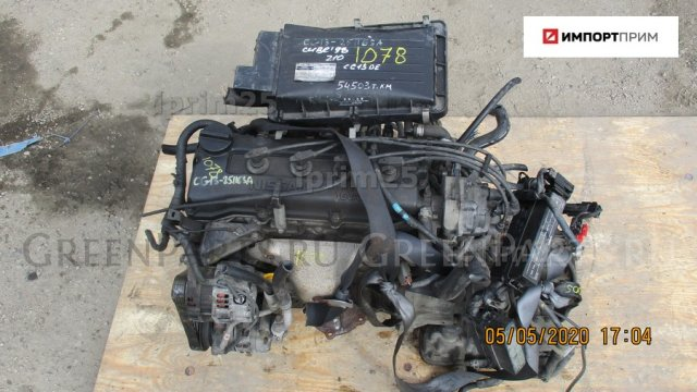 Двигатель на Nissan Cube Z10 CG13DE CG13-251163A