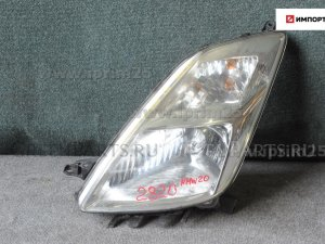 Фара на Toyota Prius NHW20 1NZFXE 47-20