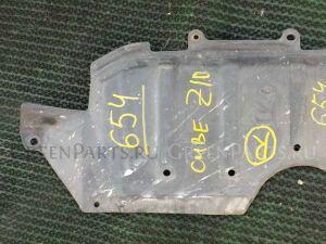 Защита двигателя на Nissan Cube Z10