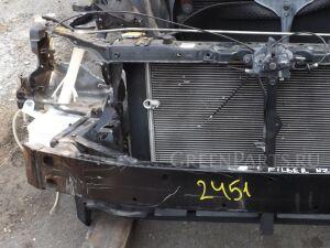Радиатор кондиционера на Toyota Corolla Fielder NZE141 1NZFE
