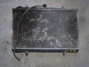 Радиатор двигателя на Nissan Presea R11 GA15DE 157 /
