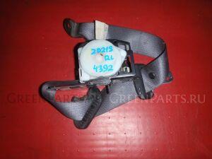 Ремень безопасности на Suzuki Swift ZD21S 4392 /