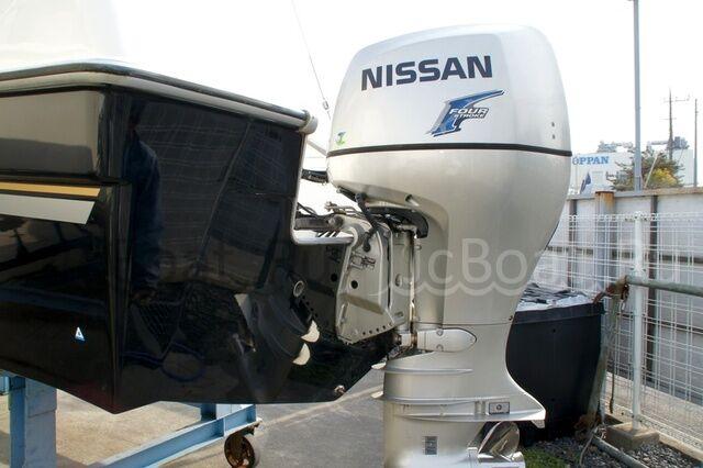 катер NISSAN MARINE Suncruise 24 2007 г.